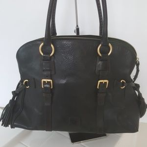 Large Leather Dooney